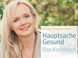 Franziska Rubin schafft es mit «Hauptsache gesund» in die Top Ten der Ratgeberbücher. Foto: Christian Verlag