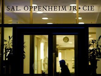 Nach Einschätzung der Kammer haben die vier Angeklagten der Bank einen «Schaden im hohen zweistelligen, wenn nicht dreistelligen Millionenbereich» zugefügt. Foto: Oliver Berg