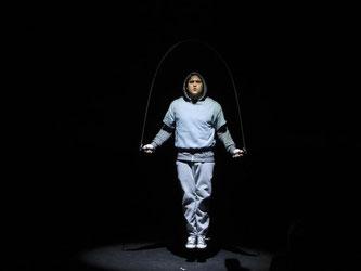 """Das Boxer-Musical """"Rocky"""" basiert auf dem gleichnamigen Kultfilm. Foto: Marijan Murat"""