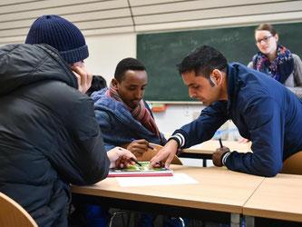 Die Forscher haben untersucht, was die Integration schwierig macht, und empfehlen der Politik ein Maßnahmenpaket. Foto: Uwe Anspach/Archiv