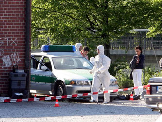 Tatort Heilbronner Theresienwiese: Der Mord an der Polizistin Michèle Kiesewetter gilt als rätselhafteste NSU-Tat. Foto: Bernd Weißbrod/Archiv