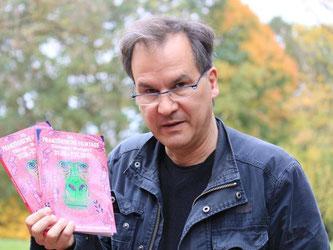 Festivalleiter Christopher Buchholz. Foto: Marc Herwig/Archiv