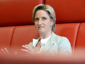 Die württembergische Wirtschaftsministerin Hoffmeister-Kraut (CDU). Foto: Franziska Kraufmann/Archiv