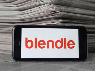 Blendle war im Frühjahr 2014 in den Niederlanden gestartet und gewann dort bisher über 400 000 Nutzer. Sie kaufen im Schnitt 10 bis 15 Artikel pro Monat. Foto: Sebastian Kahnert