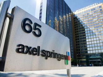 Der Springer Verlag hat rechtliche Schritte gegen die Inhalte-Piraten angekündigt. Foto: Maurizio Gambarini/Symbolbild