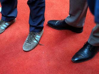 Ein Unternehmen gründen überwiegend Männer. Unabhängigkeit, Geld und Selbstverwirklichung sind die Gründe dafür. Foto: Wolfgang Kumm