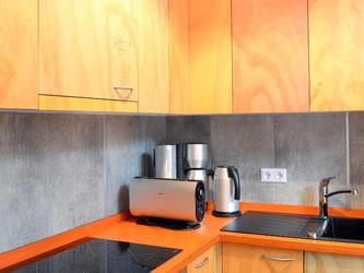 Bei einem Mieterwechsel in einer Wohnung muss geklärt werden, wem die Einbauküche gehört. Kauft der neue Mieter die Einbauküche vom Vormieter, ist er selbst für die Instandhaltung verantwortlich. Foto: Britta Pedersen