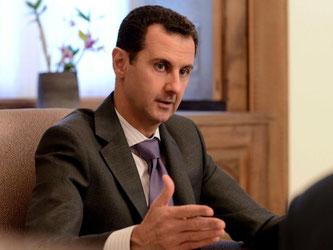 Die französische Regierung hatte bis vor kurzem eine Zusammenarbeit mit Syriens Machthaber Baschar al-Assad kategorisch ausgeschlossen. Foto: SANA/EPA/Archiv