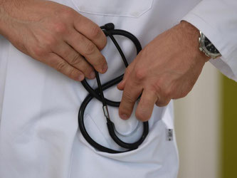 Arzt. Foto: Patrick Seeger/Archiv