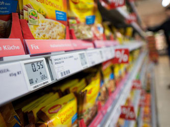 Auch die Preise für Nahrungsmittel trieben die Inflation an. Foto: Marius Becker