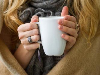 Wenn es draußen kälter wird, muss man sich wieder von innen wärmen. Foto: Ole Spata