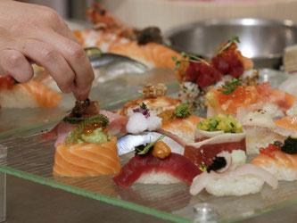 Sushi. Foto: KIMIMASA MAYAMA/Archiv