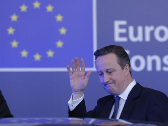 Ein Austritt Großbritanniens aus der EU könnte nach Ansicht des Internationalen Währungsfondes drastische Auswirkungen auf die Weltwirtschaft haben. Foto: Olivier Hoslet/Symbolbild