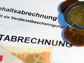 Höhere Reallohnsteigerungen hatte es zuletzt im zweiten Quartal 2015 und davor im Wiedervereinigungsboom gegeben.Foto: Arno Burgi