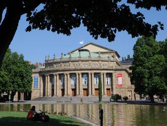 Das Opernhaus in Stuttgart ist zum sechsten Mal ausgezeichnet worden. Foto: Bernd Weißbrod