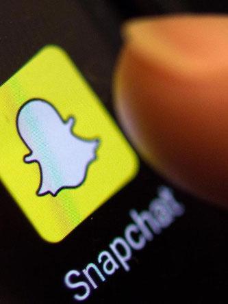 Die Macher von Snapchat haben Börsengang auf den Weg gebracht. Foto: Patrick Seeger