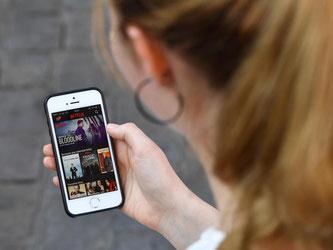 2016 ist Netflix zu einem nahezu globalen Streaminganbieter geworden. Foto: Jens Kalaene
