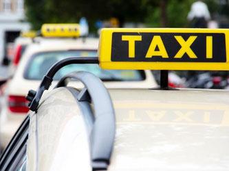 Beim Gepäck ist das allerdings so eine Sache: Sperriges kann der Taxifahrer ablehnen. Foto: Mascha Brichta