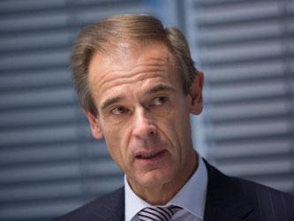 Bosch-Chef Volkmar Denner fordert eine schnelle Einigung auf neue Regelungen für Abgasmessungen bei Autos. Foto: Daniel Naupold