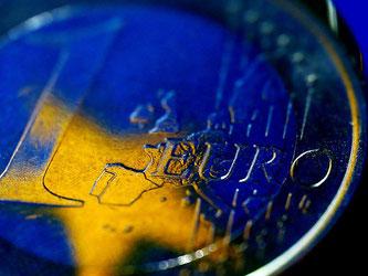 Die Reaktionen an den Finanzmärkten auf die Daten fielen verhalten aus. Der Euro bewegte sich kaum. Auch die Börsen und die Anleihemärkte zeigten sich unbeeindruckt. Foto: Oliver Berg