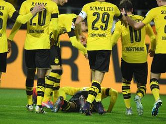 Der BVB hat den Abstand zum FC Bayern auf drei Punkte verkürzt. Foto: Bernd Thissen