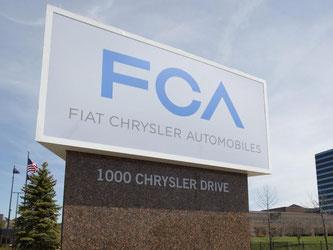 Die Zentrale von Fiat Chrysler in Auburn Hills, Michigan, USA. Foto: Rena Laverty