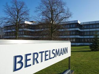 Der Medienkonzern profitierte in den ersten sechs Monaten von den wachsenden Geschäften der RTL Group und der Buchverlagsgruppe Penguin Random House. Foto: Bernd Thissen