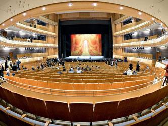 Die Weltstars Lopatkina und Gergijew gastieren mit einem Ballett in Baden-Baden. Foto: Alexei Danichev/Archiv