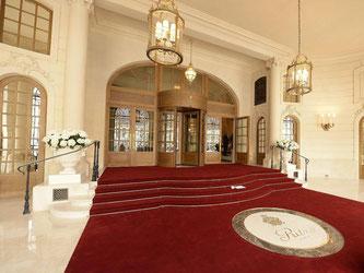 Paris-Besucher können nun wieder im «Ritz» übernachten. Wegen einer Renovierung blieb das Luxushotel vier Jahre lang geschlossen. Foto: Caroline Blumberg