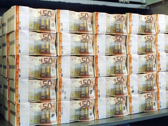 Das Vermögen privater Haushalte in Deutschland liegt jetzt bei 5,4 Billionen Euro. Foto: Deutsche Bundesbank