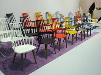 Zu den aktuellen Trends zählt die Möbelbranche derzeit den Rückzug in die eigenen vier Wände und die Renaissance von Möbeln mit Nostalgiecharakter. Foto: Henning Kaiser