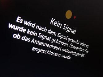 Damit kein Bildschirm schwarz bleibt, müssen Nutzer einen Sendersuchlauf an ihren Geräten durchführen. Foto: Hanns-Peter Lochmann
