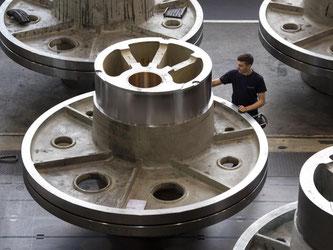 Aufträge im Maschinenbau ziehen zum Jahresende an. Foto: Marijan Murat/Archiv