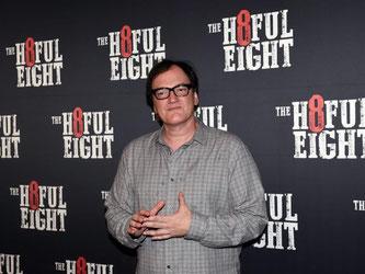«The Hateful 8» ist der achte Film von Quentin Tarantino. Foto: Paul Miller