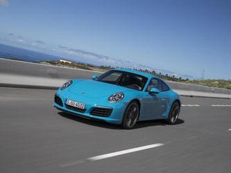 Der Elfer wurde überarbeitet - von innen. Foto: Porsche