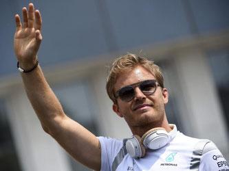 Der Formel-1-Weltmeister Nico Rosberg. Foto: Janos Marjai/Archiv