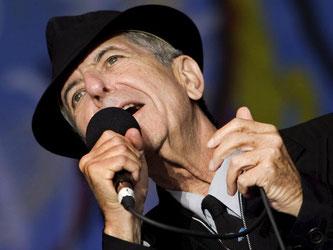 Der kanadische Sänger und Songschreiber sei im Alter von 82 Jahren gestorben. Foto/Marcel Antonisse/Archiv Foto: epa anp Marcel Antonisse