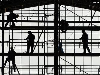 Das Münchner Ifo Institut legt die neuesten Daten für den Ifo Geschäftsklimaindex vor. Foto: Boris Roessler