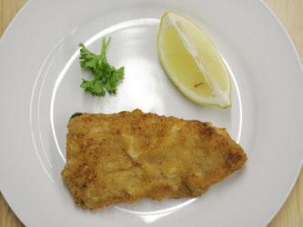So einfach, so lecker: Das gute alte Schnitzel ist in deutschen Kantinen am gefragtesten. Foto: Bernd Thissen