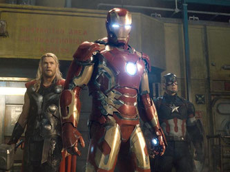 Szene aus dem Kinofilm «The Avengers: Age of Ultron». Foto: Marvel