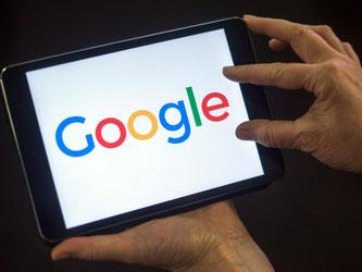 Google macht nach wie vor den Großteil seines Geldes mit Werbung im Umfeld von Suchanfragen. Foto: Lukas Schulze