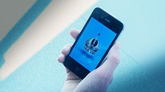 Bildrechte: Flickr Smartphone Spiel - Das Geheimnis der Krone Gerolf Nikolay CC BY-ND 2.0 Bestimmte Rechte vorbehalten