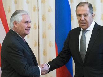Tillersons Besuch soll dazu dienen, die unterschiedlichen Ansichten besser zu verstehen. Foto: Alexander Zemlianichenko