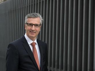 Würth-Konzernchef Robert Friedmann. Foto: Daniel Maurer/Archiv