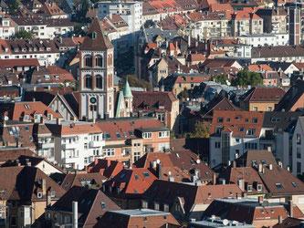 Stadtansicht Stuttgart. Foto: Marijan Murat/Archiv