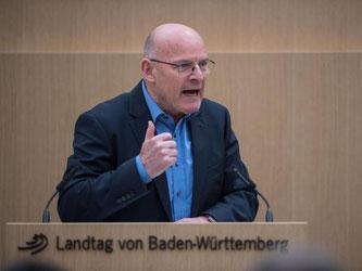 Winfried Hermann. Foto: Lino Mirgeler/Archiv