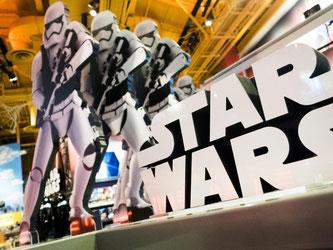 Der jüngste «Star Wars»-Film hat schon jetzt eine Milliarde Dollar eingespielt. Foto: Justin Lane