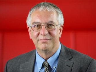 Der Vorsitzende des Philologenverbandes Bernd Saur. Foto: Uwe Anspach/Archiv