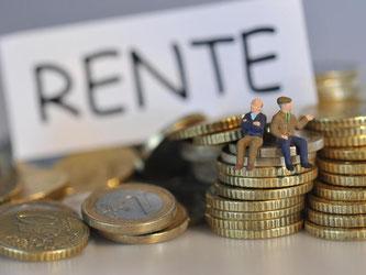 Die Rente steigt ab 1. Juli. Foto: Andreas Gebert