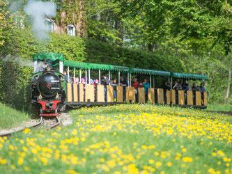 Die Saison der Killesbergbahn beginnt. Foto: Lino Mirgeler